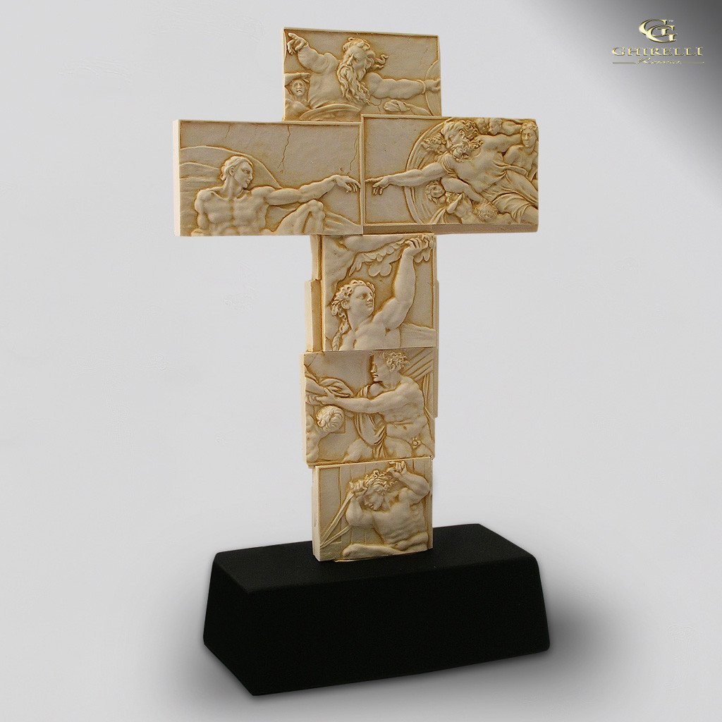 Vatican Museums Table Cross