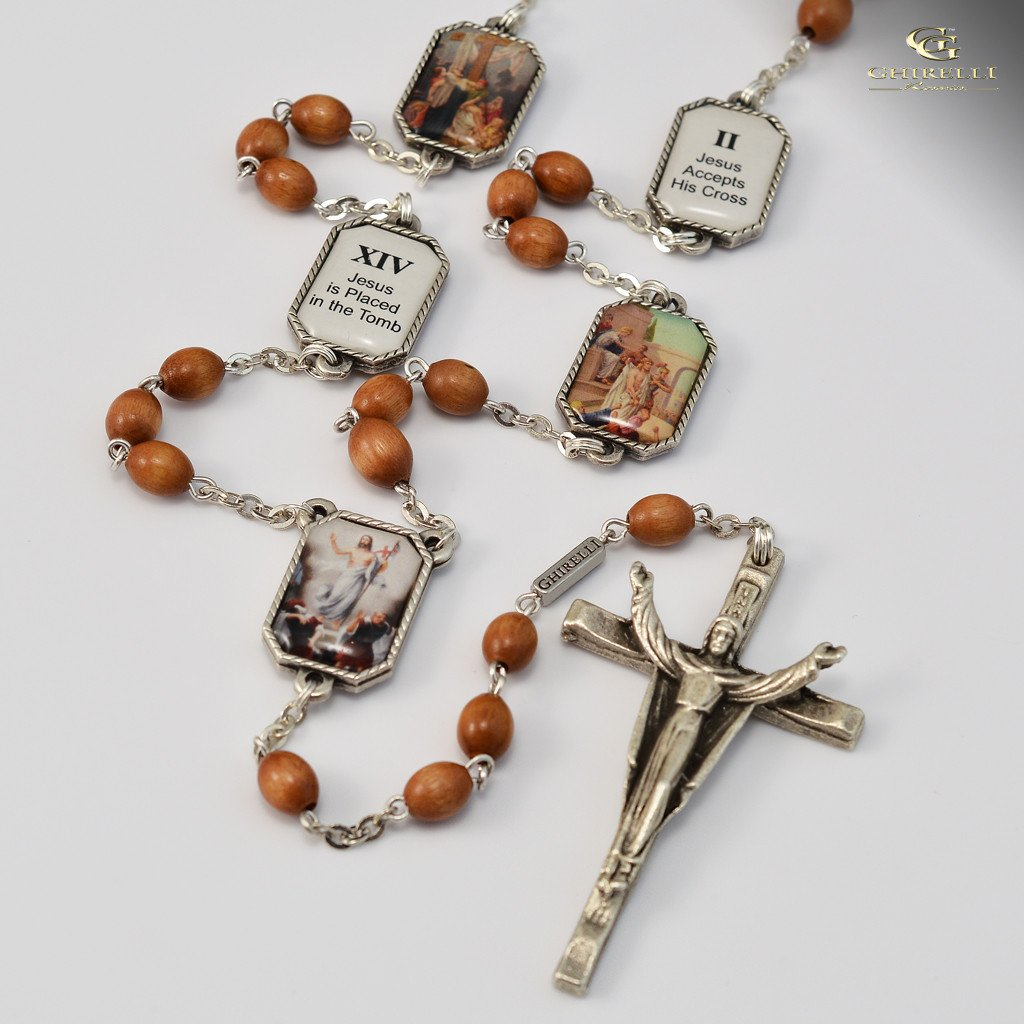 Holy Easter Stations of the Cross Chaplet