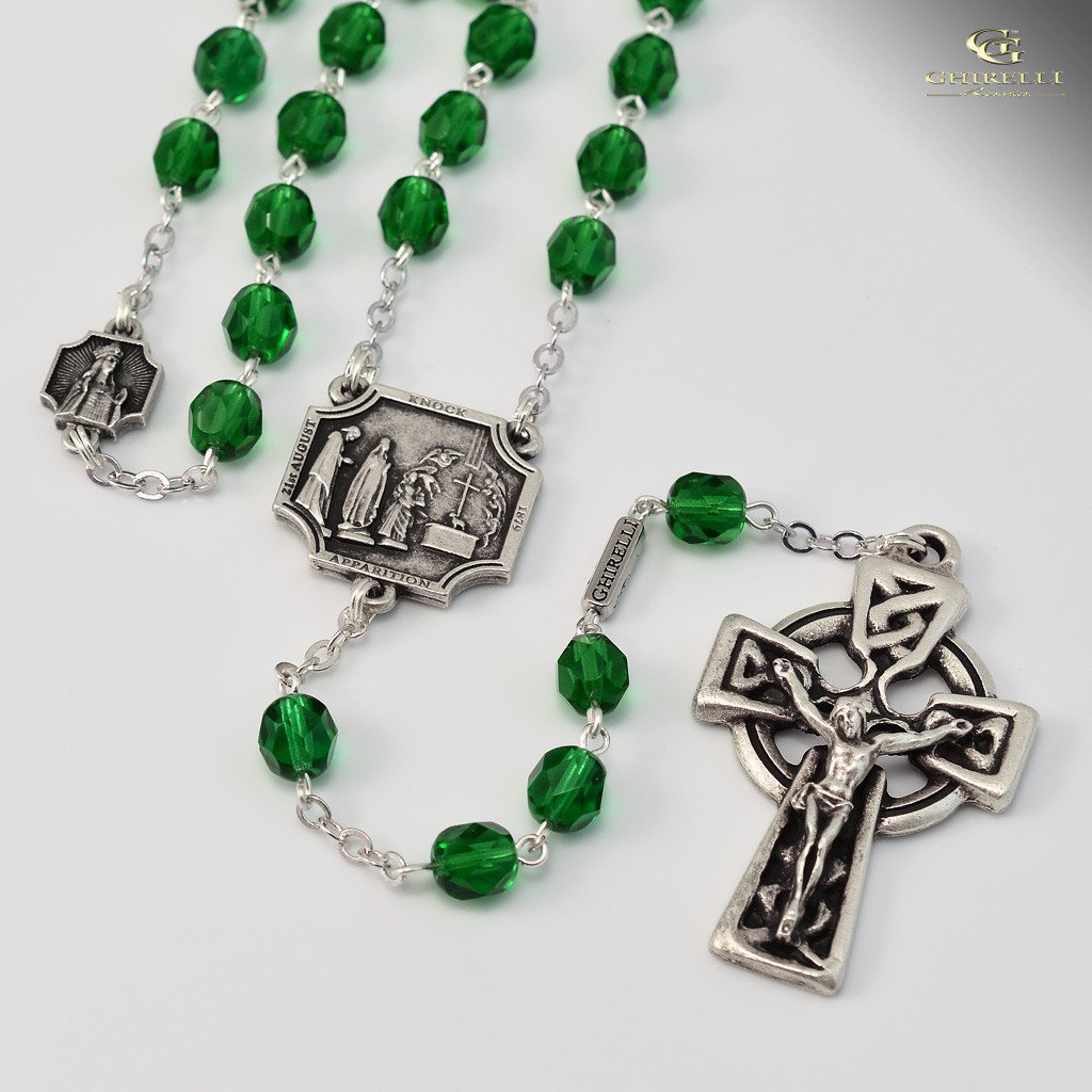 Knock Apparition Irish Rosary