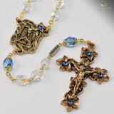 ROSARIES - Lourdes Gold Plated Rosary