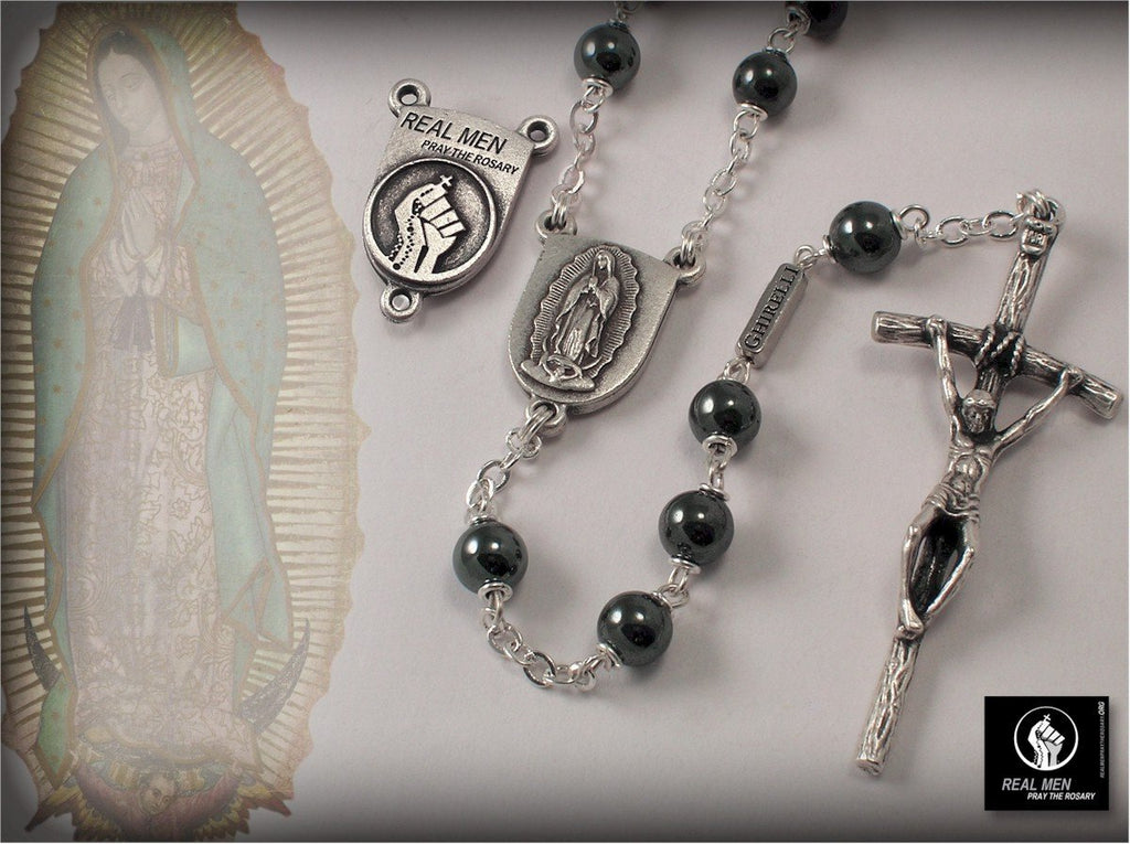 Real Men Pray The Rosary - A Rosary For Men