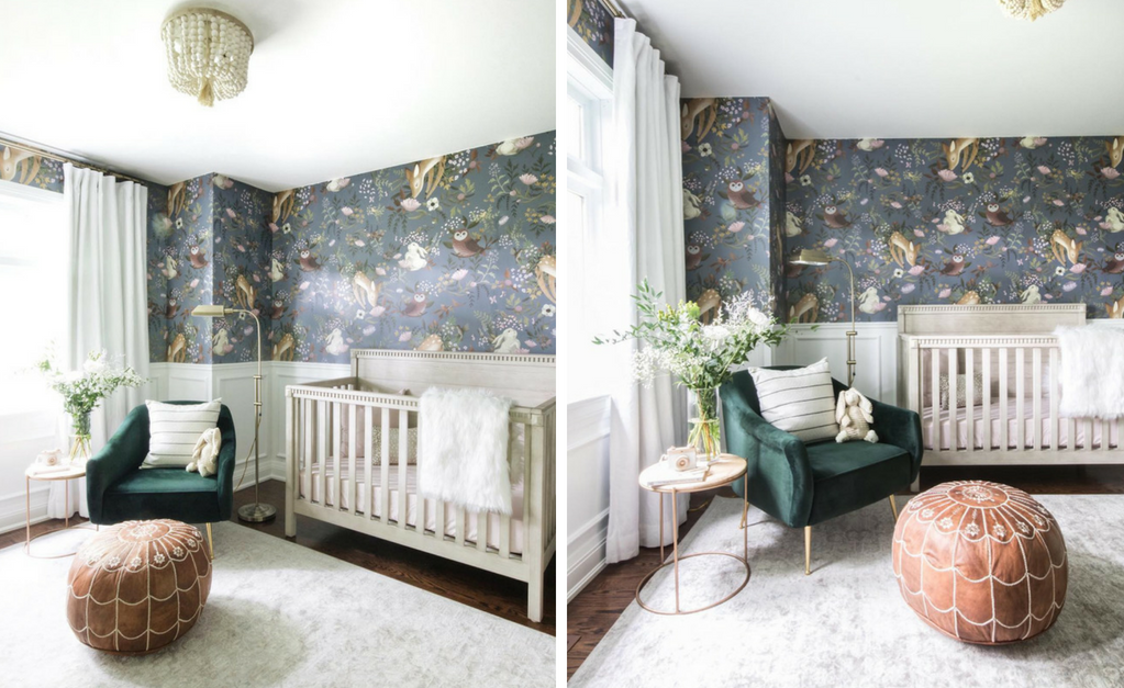 Nursery Window Treatment Ideas