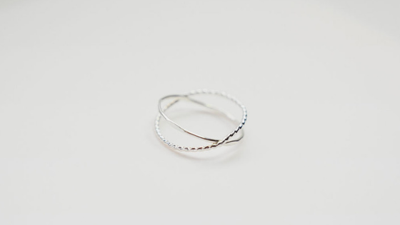 Our New and Improved Silver Orbit Ring!