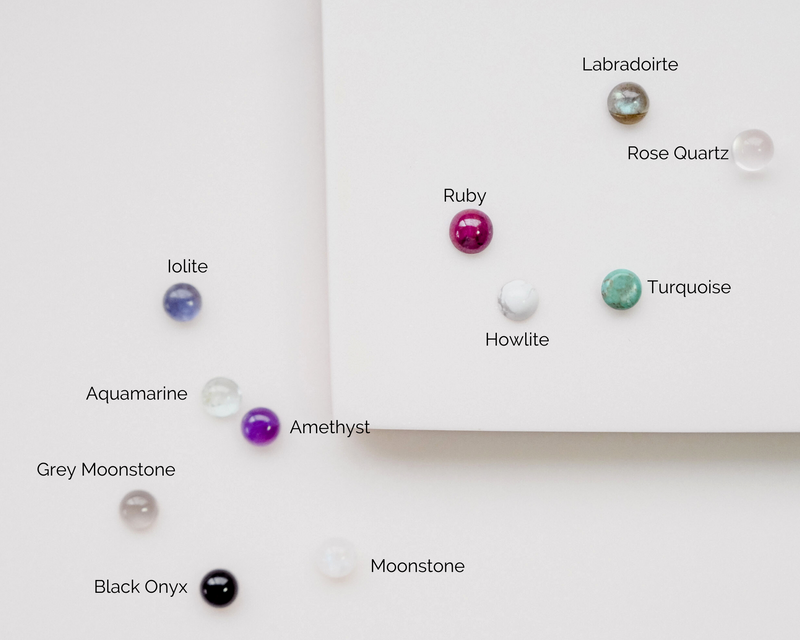 Devi Arts Collective Gemstone Collection