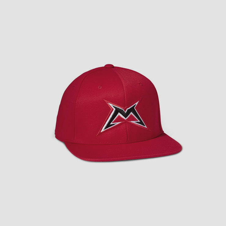 Marzocchi Flexfit Snapback Red