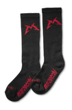 Marzocchi Wool Sock Black 2