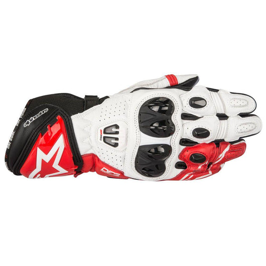 Alpinestars - GP PRO R2 GLOVE - BLACK/WHITE/RED
