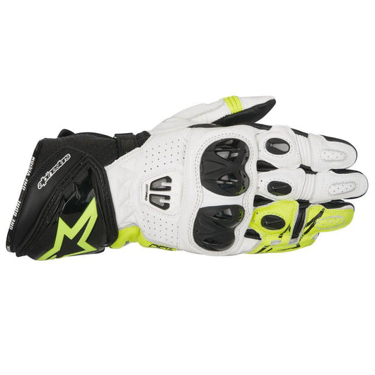 Alpinestars - GP PRO R2 GLOVE - BLACK/WHITE/YELLOW