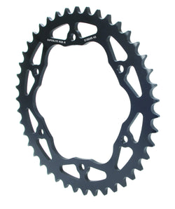 AFAM Superlite RS8-R Black Hard Anodized Aluminum Quick Change Rear Sprocket