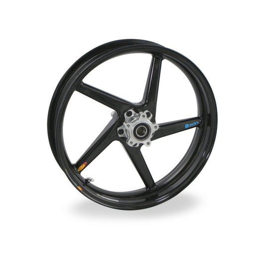 BST 5 Spoke Slant Carbon Fiber Front Wheel (3.5