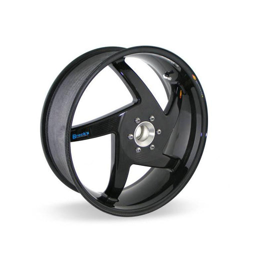 BST 5 Spoke Slant Carbon Fiber Rear Wheel (6