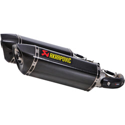 1811-2653 - Akrapovic Slip On Exhaust Monster
