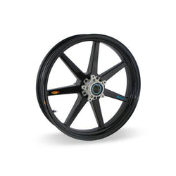 BST 7 Spoke Carbon Fiber Front Wheel (3.5