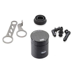 CNC Racing 12ML Clutch Fluid Reservoir - Carbon Fiber