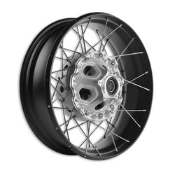 96380071A - SET OF SPOKED RIMS MTS