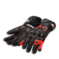 98104210 - Speed Air C1 Glove Red / Blk
