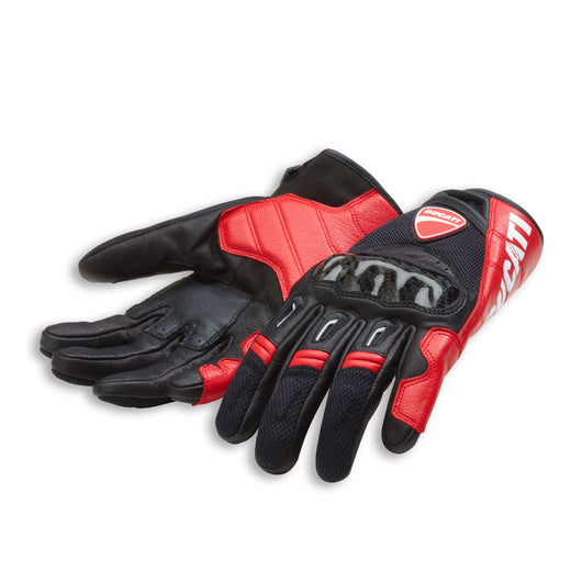98104212 - Company C1 Glove Blk / Red