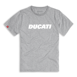 98770100 - Ducatiana 2.0 T-Shirt Grey