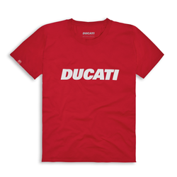 9877014 - Ducatiana 2.0 Kids T-Shirt Red