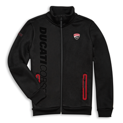 98770079 - DUCATI CORSE TRACK FLEECE JACKET