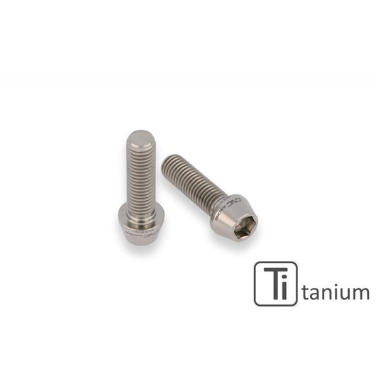 CNC Racing Titanium Swing Arm Pinch Bolt Kit for the Ducati Panigale V4 / S / Speciale