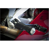 CNC Racing Passenger Footpegs