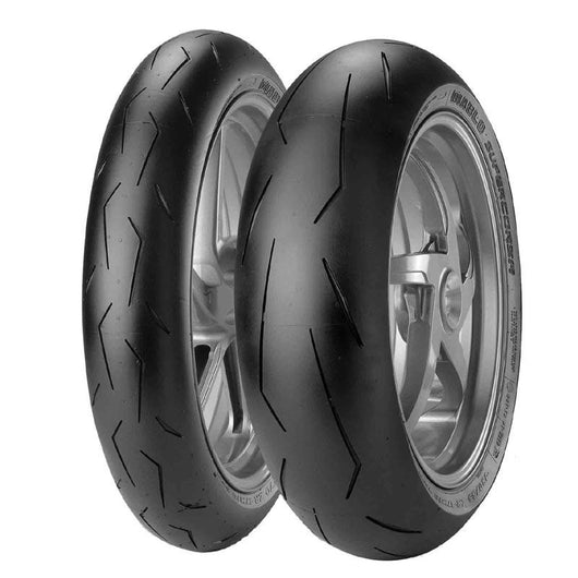 Pirelli Diablo Supercorsa TD V2 DOT Track Day tires