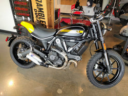2018 Scrambler Full Throttle - $114/Mo.