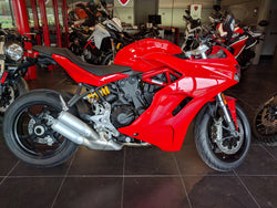2018 Ducati SuperSport - $165/Mo.