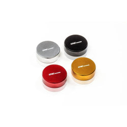 CNC Racing 'Streaks' Clutch or Rear Brake Reservoir cap for Ducati's and 2013+ MV F4 R/RR/RC