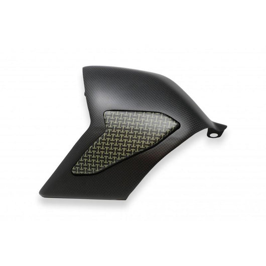 Cnc Racing Carbon Fiber Kevlar Swingarm Cover For Ducati Panigale