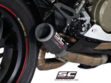 CR-T Exhaust by SC Project for Ducati 1199 Panigale (2012-2014)