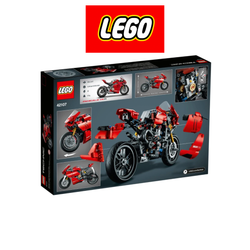 987702822 - DUCATI PANIGALE V4R LEGO BUILD KIT