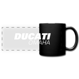 Ducati Omaha Coffee Mug - black