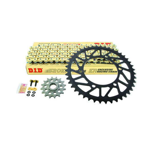 AFAM SUPERLITE RS8 Alloy Chain and Sprocket Kit - 520 Pitch