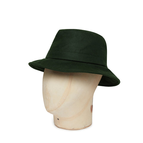 Green Waterproof Bucket Hat