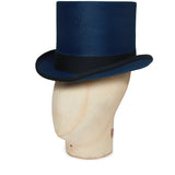 Elixir Blue Tall Top Hat
