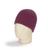 Red Mix Cashmere Beanie