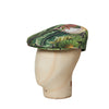 Island Green Cotton Flat Cap