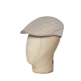 Plain Natural Hemp Roma Cap