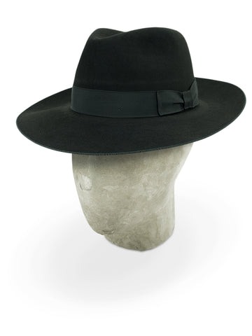 Black Berkeley Fedora