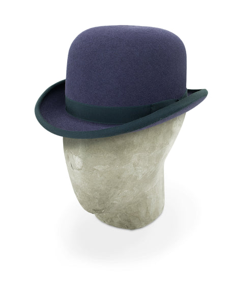 Lilac Bowler Hat