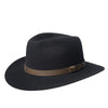 Black Brisbane Fedora