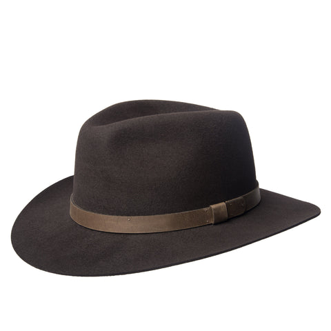 Brown Brisbane Fedora