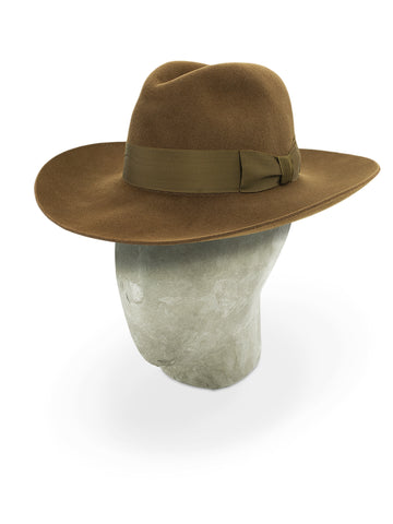 Brown Bruand Fedora