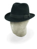 Black Burlington Trilby
