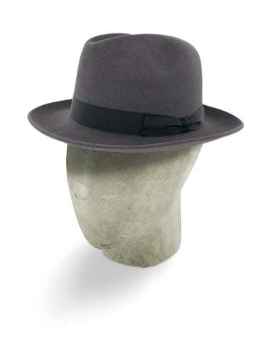Mid Grey Burlington Trilby