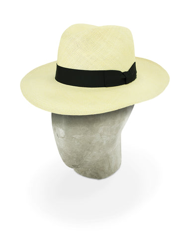 Natural Fedora Panama