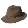 Whisky Forester Fedora Hat