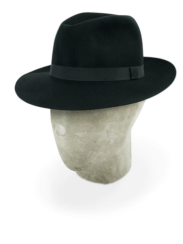 Black Grafton Fedora